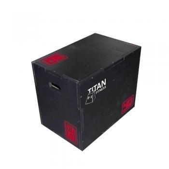 Titan Plyometric Box 40x50x60