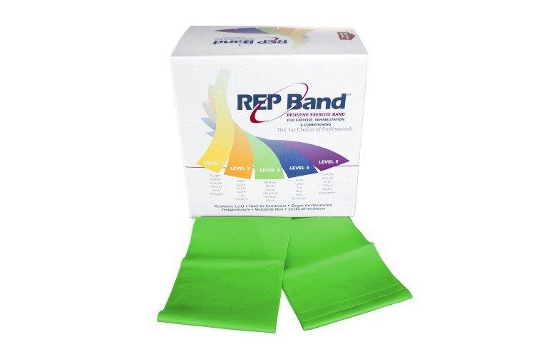 Rep Band 46m, Level 3,Ljusgrön