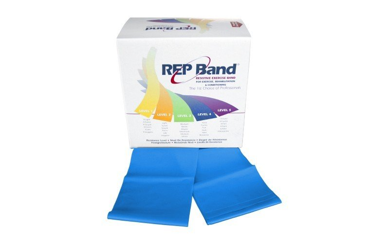 Rep Band 46m, Level 4,Blå