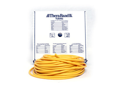 Thera Tubing Gul 30.5m Lätt
