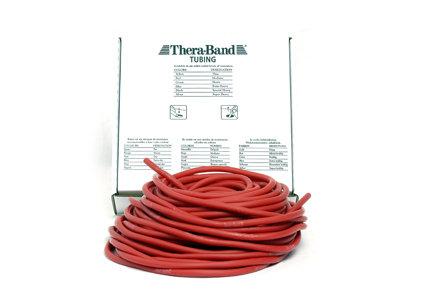 Thera Tubing Röd 30.5m Medium