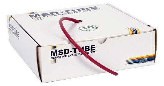 MVS Tubing Röd 30.5m medel