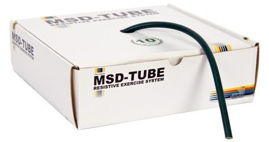 MVS Tubing Grön 30.5m hård