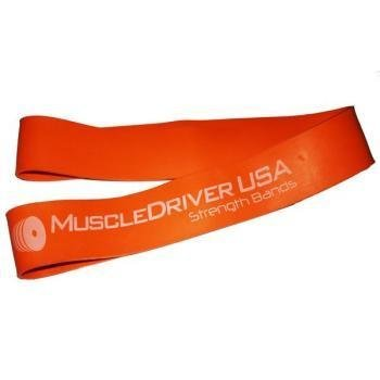 MD Strength Band, Orange , X-Tung