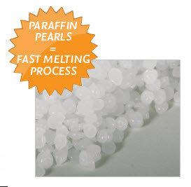 Paraffin Pärlor , 2.5kg smälter vid 54-56 grader
