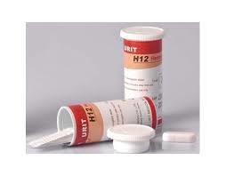 Hemoglobin Testremsor Urit 12