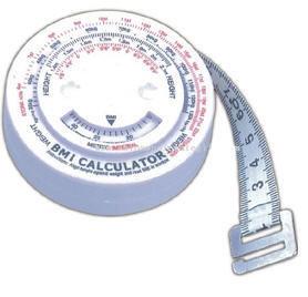 BMI-räkneverk med midjemått