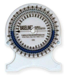 Baseline Vinkelmätare Inclinometer