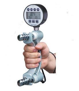 Handdynamometer Saehan 90kg,dig