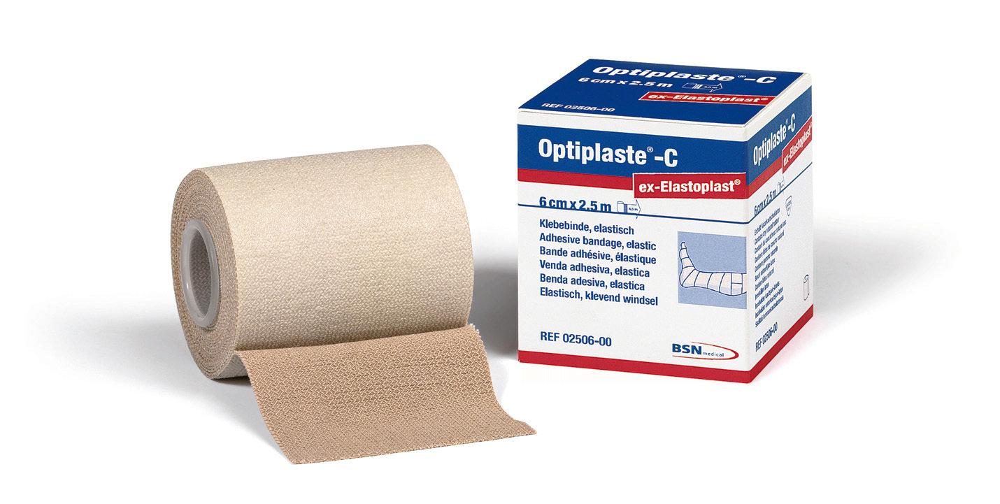 Optiplaste C , förpackning med 5st