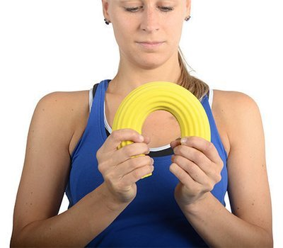 FlexBar , flexibel träningsstav/bar