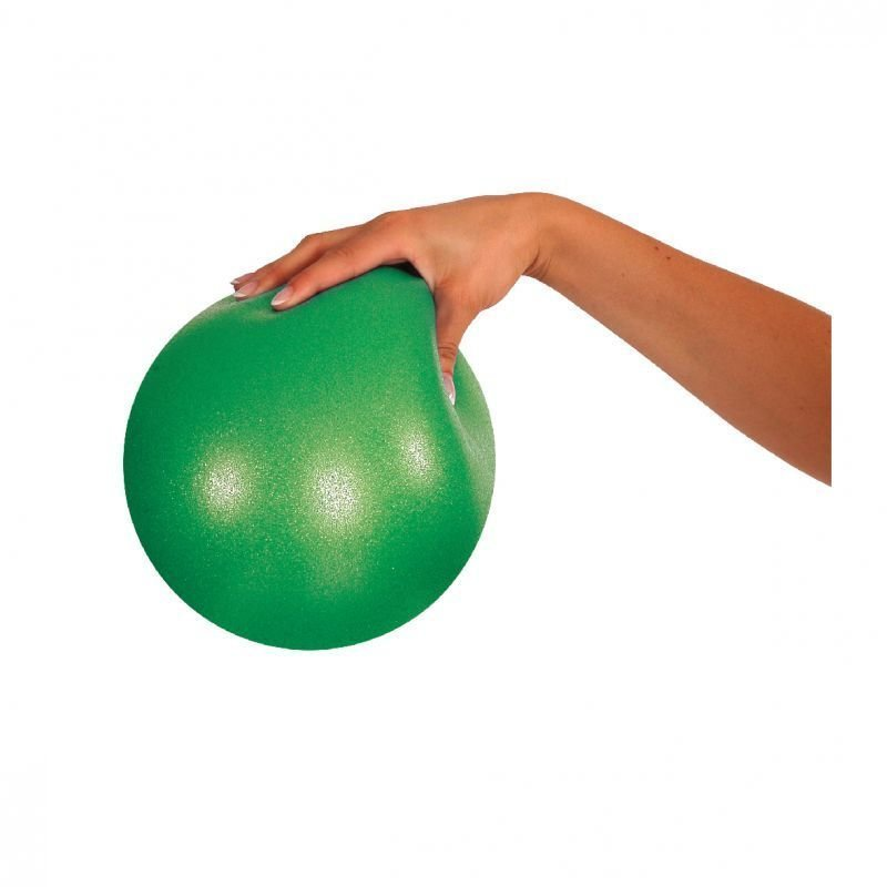 Soft Over Ball ,18 cm grön