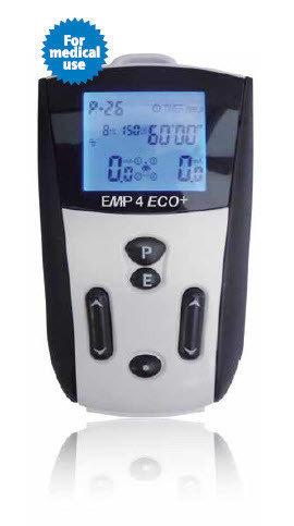 EMP 4 ECO+ TENS / EMS Muskelstimulator