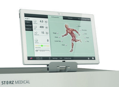 Storz Touchscreen Masterpuls Ultra