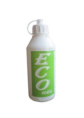 Ultraljudsgel Eco 250g , Färgad