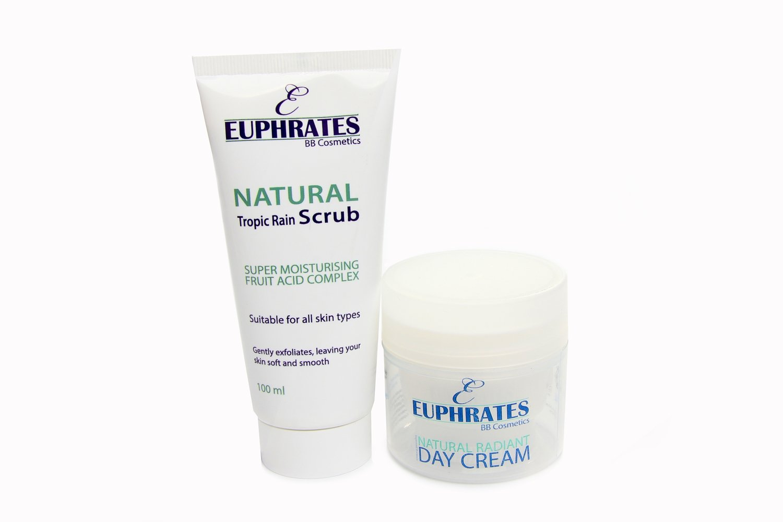 Euphrates Facescrub and Night Cream