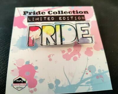 Rainbow Pride Pin