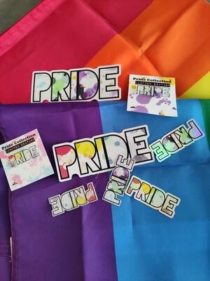 ENTIRE Pride Collection + Pins