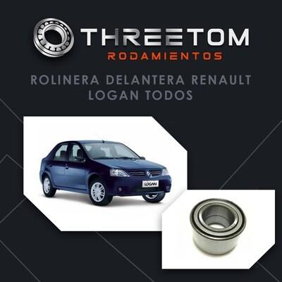 Rolinera Delantera Renault Logan (TODOS)