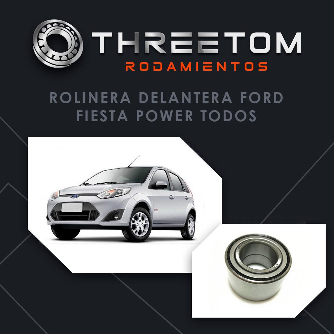 Rolinera Delantera Ford Fiesta (todos)