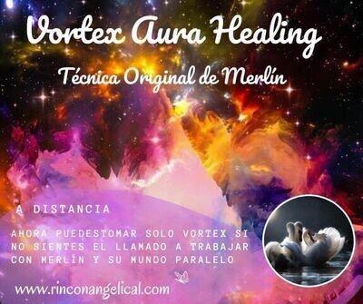 Curso Virtual-Vortex Aura Healing