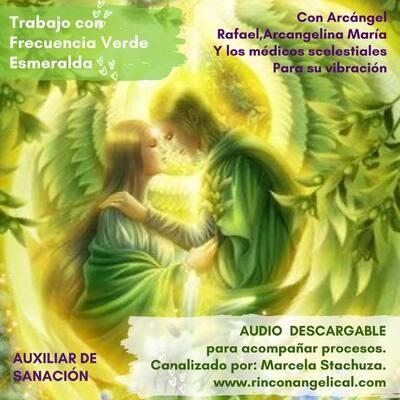 Frecuencia Esmeralda-Esfera 1