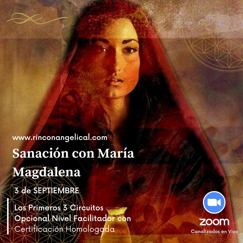SANACIÓN MARÍA MAGDALENA-circuito 1-Técnica Magdala