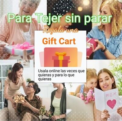 A1 Gift Card  para regalar