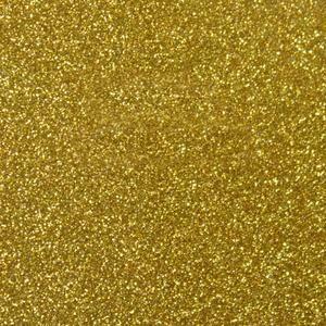 Gold Glitter HTV
