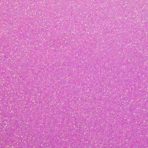 Fluorescent Purple Glitter HTV