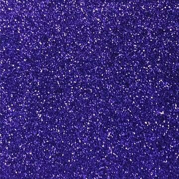 Royal Purple Glitter HTV