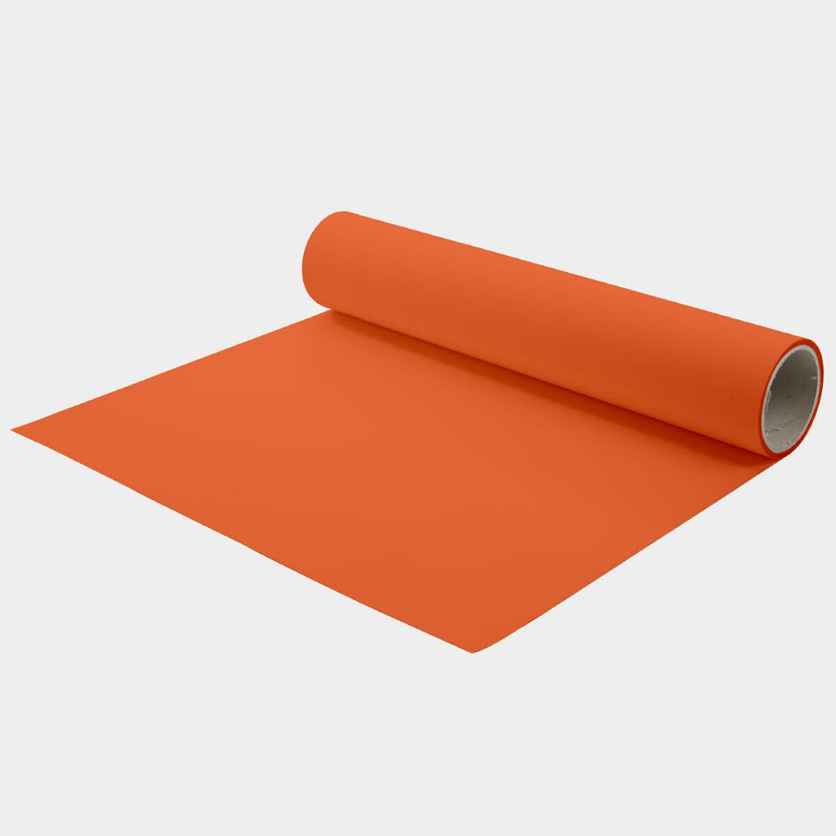 Orange Quickflex Revolution HTV - Large Roll