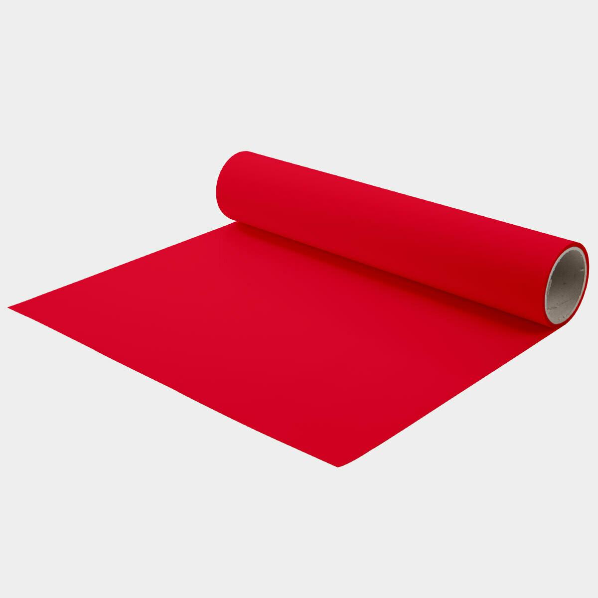 Red Quickflex Revolution HTV - Large Roll