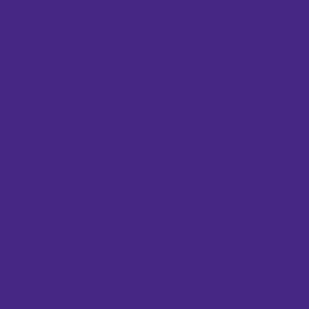 "20"" Dark Purple Simple Cut HTV"