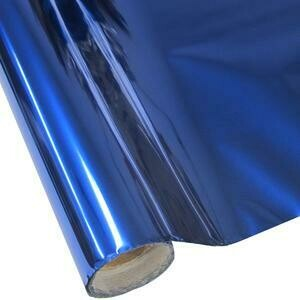 "20"" Royal Blue Foil HTV"