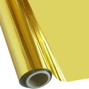 """20"""" Gold Foil HTV"""