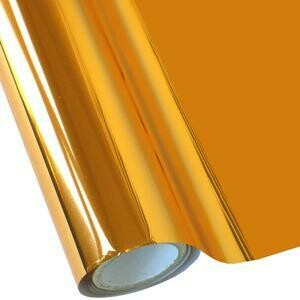 """20"""" Yellow Gold Foil HTV"""
