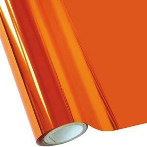 "20"" Orange Foil HTV"