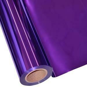"20"" Purple Foil HTV"
