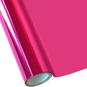"""20"""" Pink Mirror HTV"""