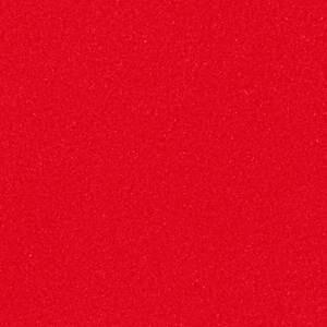 Bright Red Flock HTV