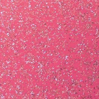 Hot Pink Soft Glitter HTV