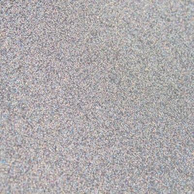 Silver Galaxy Stretchable Glitter