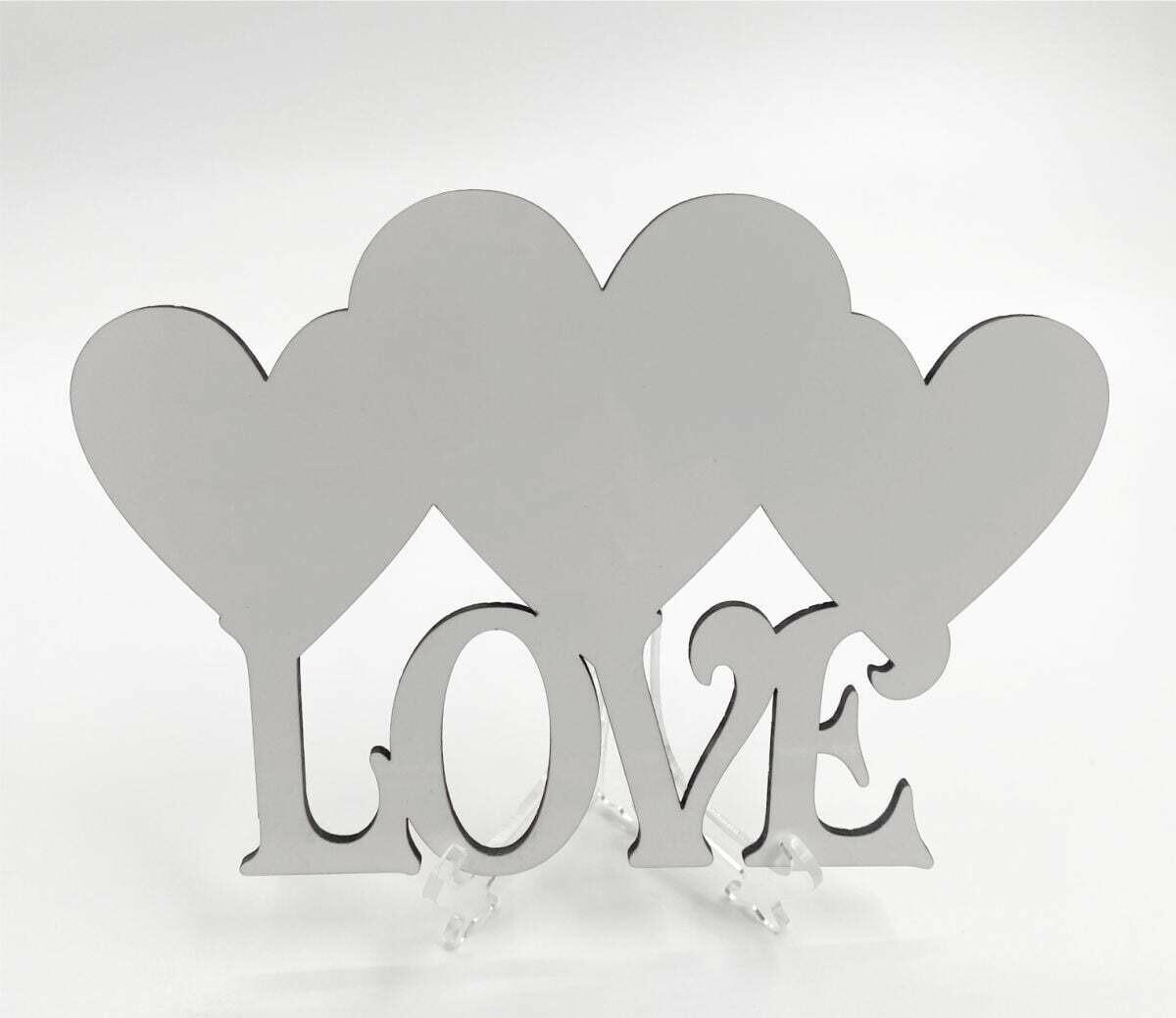 Sublimation Frame - Love