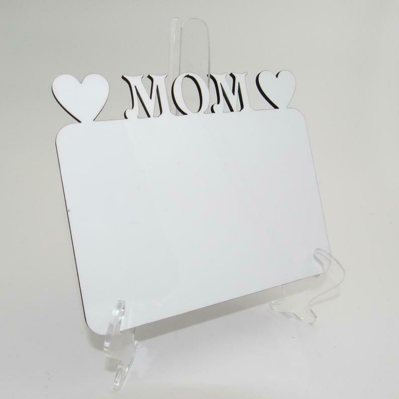 Sublimation Frame - Mom