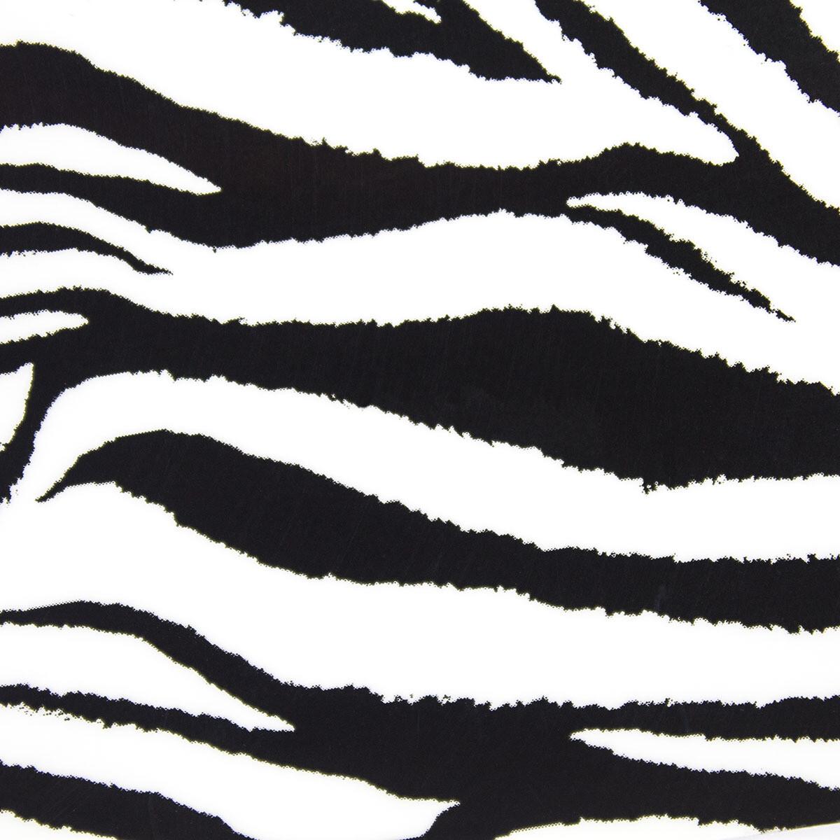Fashion Pattern HTV - Zebra