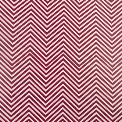 Fashion Pattern HTV - Red Chevron