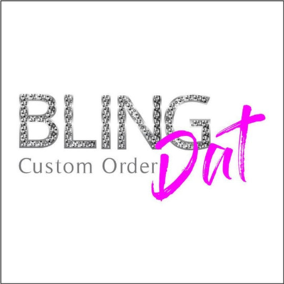 Custom Rhinestone Transfer - Stars 12 total