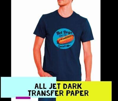 AllJet Dark Transfer Paper 11 in x 16 in