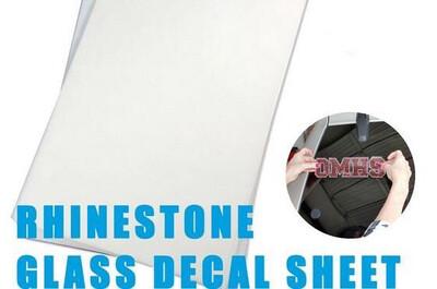 Bling It Ups Rhinestone & HTV Decal Film
